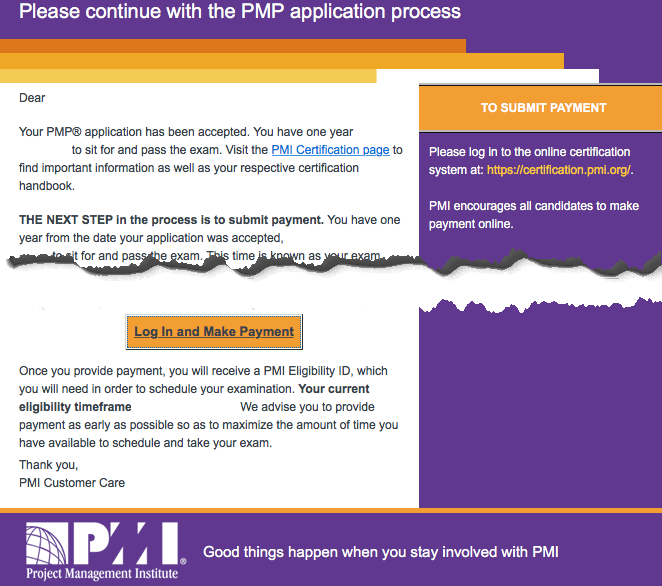 I Passed the PMI PMP 6th Edition Exam
